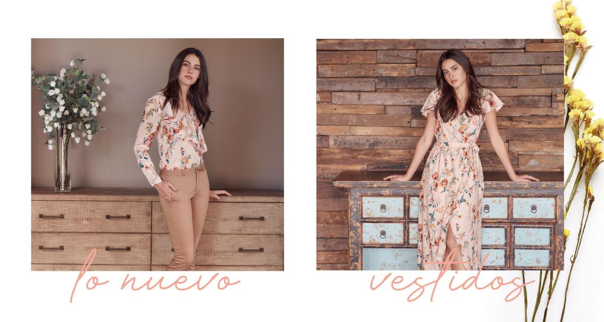 Nueva colección y vestidos