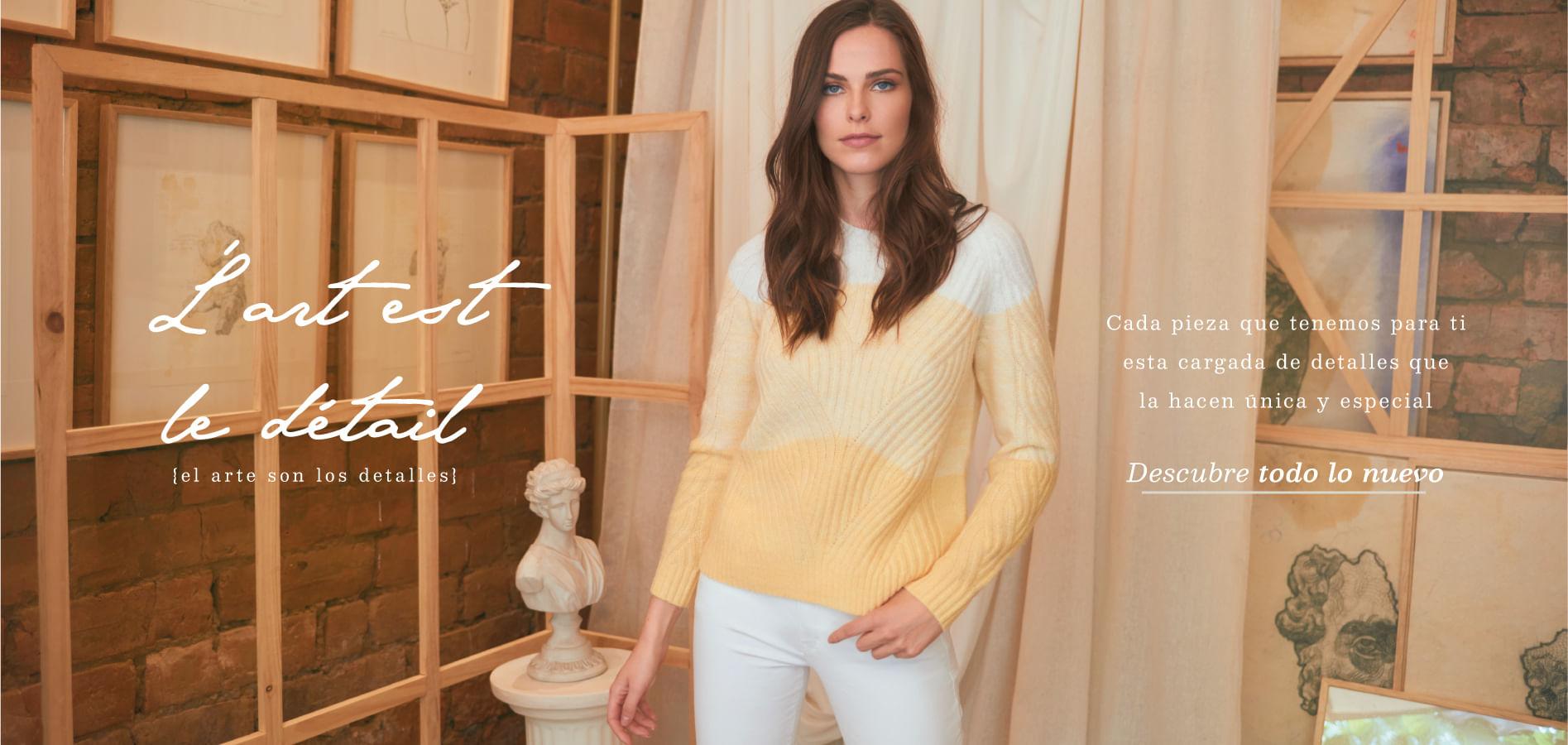 38669ab8d920 NAF NAF Tienda Online | Tendencias en Moda Femenina