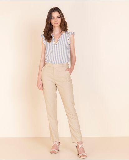 Pantalones Para Mujer Ropa Tienda Online Naf Naf